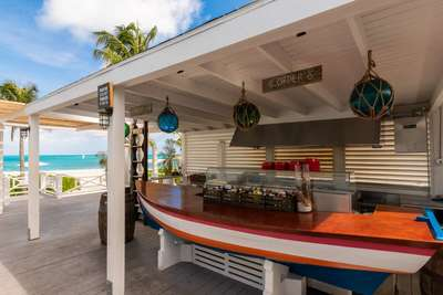 Snack Bar at Club Med Turkoise