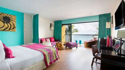 Club Med Cancun Deluxe Beachfront Family Rooms