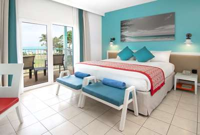 Deluxe Rooms at Club Med Turkoise